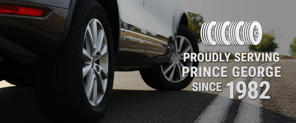 Proudly Serving Prince George since 1982 - Automobiles